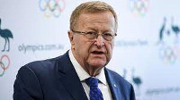 Vice President of the International Olympic Committee, John Coates