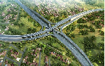 $84m Pokuase Interchange nears completion project to be ready April