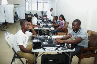 Accra West Zone mass registration exercise will continue at the Regional and District Offices
