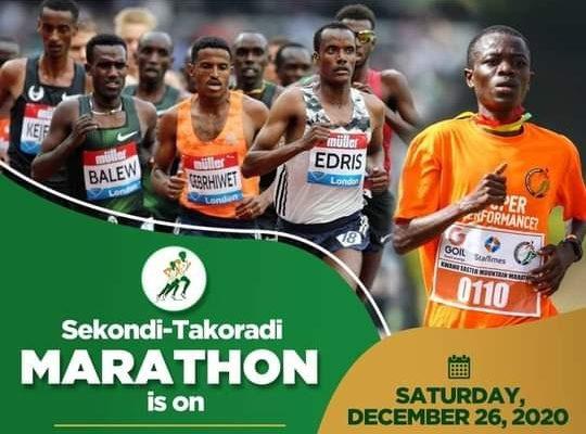The Sekondi-Takoradi marathon