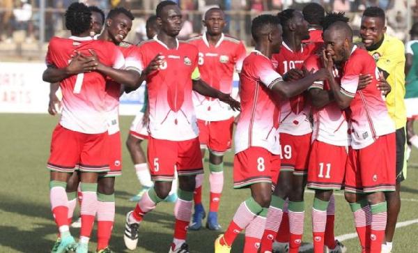 Kenya defeated Ghana 2-1 on Saturday