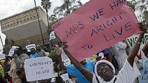 Antiretroviral Kenya