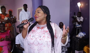 TV personality, Maame Yeboah Asiedu