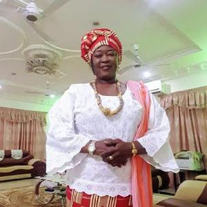 Former Deputy Minister for Women & Children Affairs, Hajia Boya