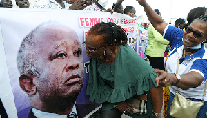 Supporters of Laurent Gbagbo have been jubilating on the news