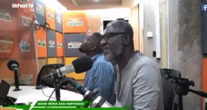 Nana Opoku Kwarteng, late Ebony's father