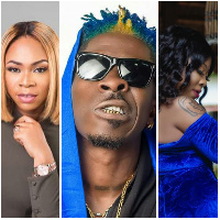 Shatta Wale and his ex-girlfriends
