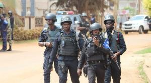 Police Goldfields
