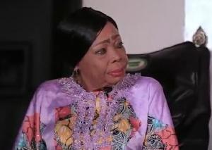 Ama Busia, founding member, NPP