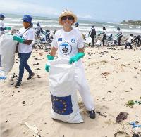 Diana Acconcia, European Union Ambassador to Ghana