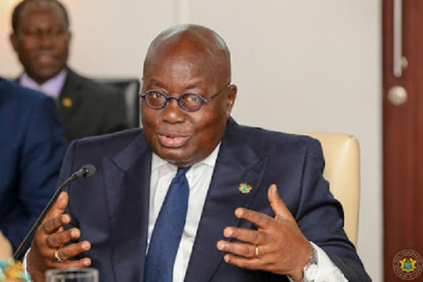 See the clap-backs Ghanaians are giving Akufo-Addo on his \'I am humble\' PR tweet