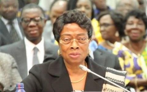 Sophia Akuffo, Chief Justice