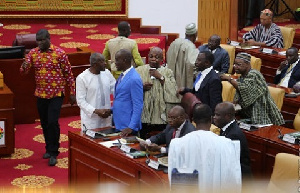 Some NDC MPs