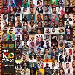 Top 100 African Musicians for 2021