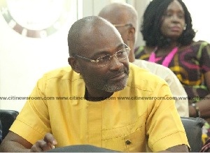 Kennedy Ohene Agyapong, MP Assin Central