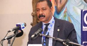 Nana Osei-Bonsu, Chief Executive of Private Enterprise Federation (PEF)
