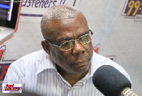 Board Chairman of the Ghana Ports and Harbours Authority, Peter Mac Manu