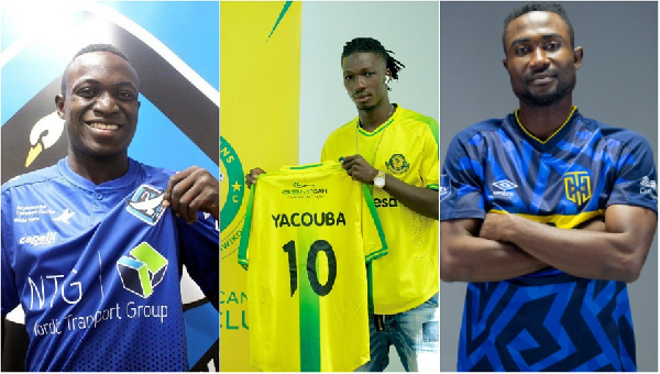 Top players depart Ghana Premier League ahead of new season