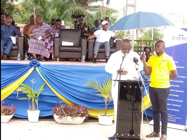 Serene Insurance will uphold highest standards of integrity, professionalism - CEO