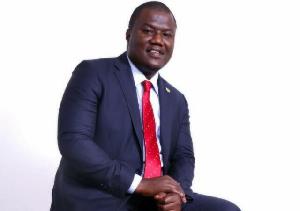 Dr. Nana Ayew Afriye