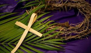 Palm Sunday is the final day of Lent