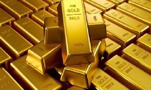 Gold Tanzanian 1million