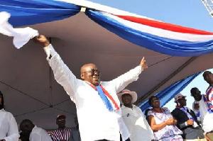 Akufo Addo Rally File