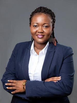 Professor Tina Abrefa-Gyan