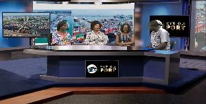 Sylvia Asana Dauda Owu,Esther Gyebi Donkor and Felicity Ankoma-Sey