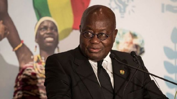 My govt made access to pension funds easier – Akufo-Addo
