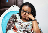 Chair of the Electoral Commission, Charlotte Osei