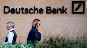 Deutsche Bank is Germany's largest financial institution