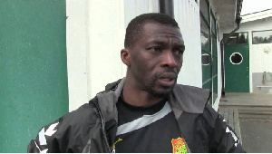 Former Asante Kotoko captain Yusif Chibsah