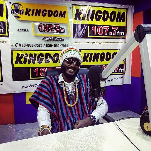 Honor me for my immense contributions towards the music industry - Iwan to Charterhouse