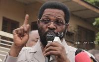 Mayor of Accra Alfred Okoe Vanderpuije