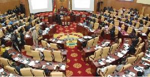 MPs Plead