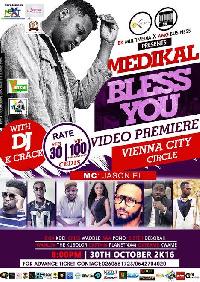 Medikal 'Bless You'