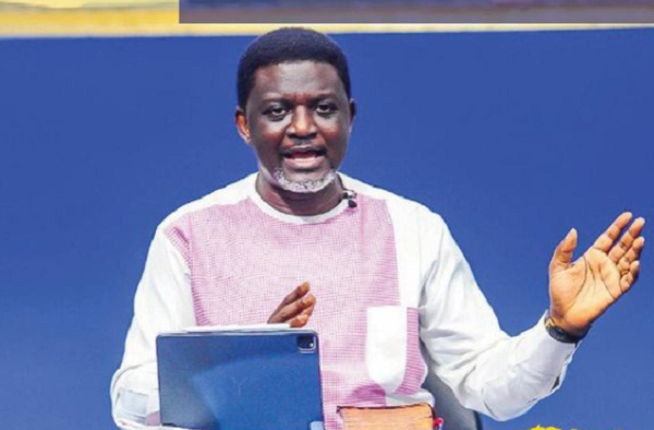 Don't let greed or the love of money drive you to want to do a coup d\'etat – Agyinasare to soldiers