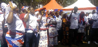 The governing NPP in Kpando has launched party wings ahead of the Dec 7 polls
