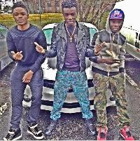 Criss Waddle and his boys