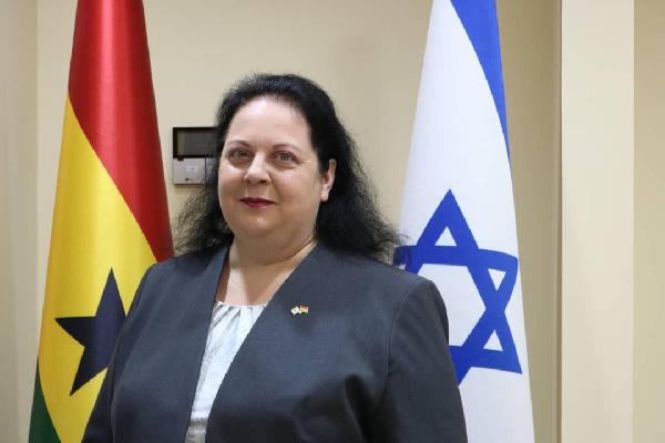 Shlomit Sufa is new Israeli Ambassador to Ghana