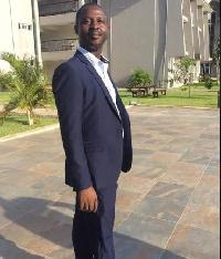 Jerry A. Owusu, LPG National Organiser
