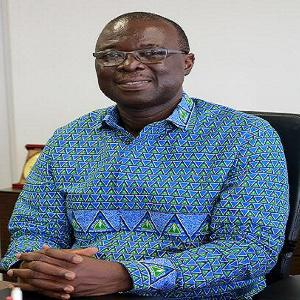 Volta River Authority CEO, Emmanuel Antwi-Darkwa