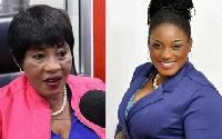 Anita Desoso has challenged Asiamah-Adjei's claims of NDC's GH¢6 billion expenditure on staffers