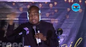 Samuel Okudzeto Ablakwa is MP for North Tongu