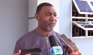 Lawrence Tetteh Interview