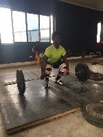 Sandra Mensimah Owusu is Ghana