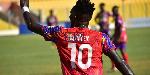 Hearts midfielder praises 'great team' performance after C.I Kamsar victory