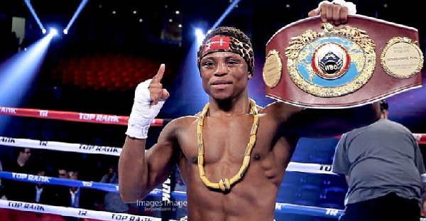 Isaac Dogboe returns to face Chris Avalos on July 21