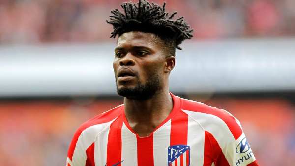 Thomas Partey\'s Atletico Madrid confirm two positive coronavirus cases